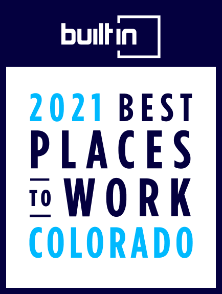 BuiltIn Colorado Best Places to Work 2021